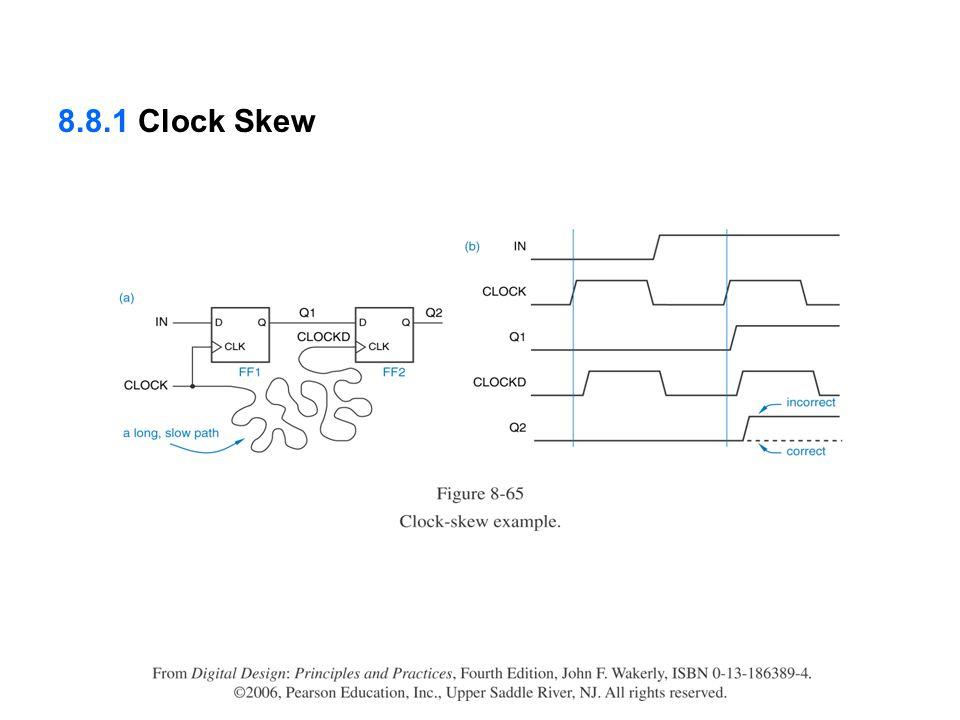 8.8.1 Clock Skew