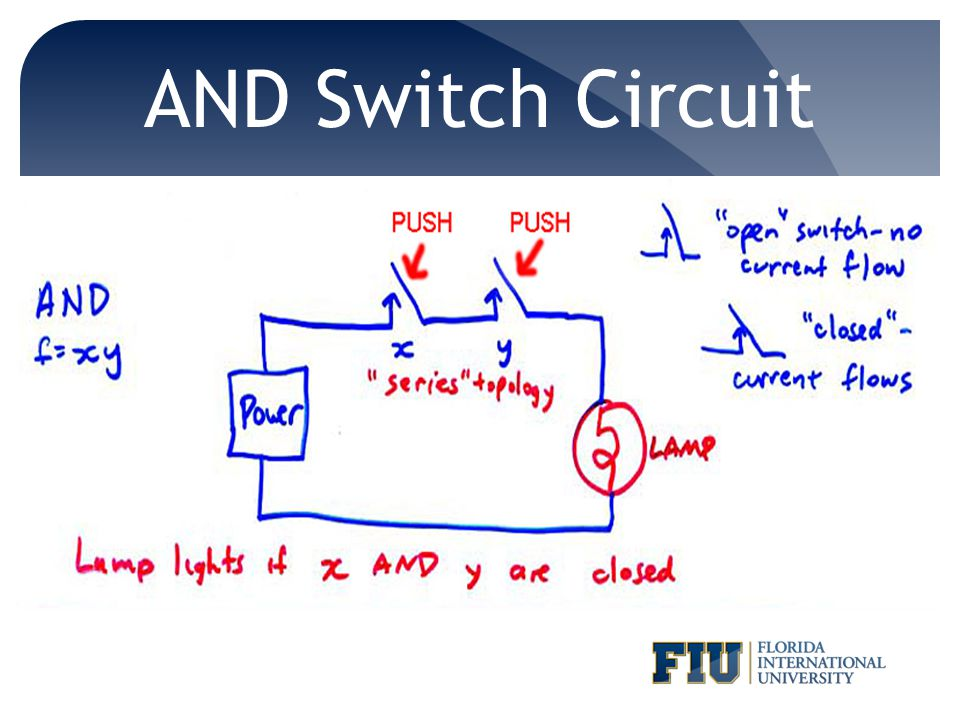 AND Switch Circuit