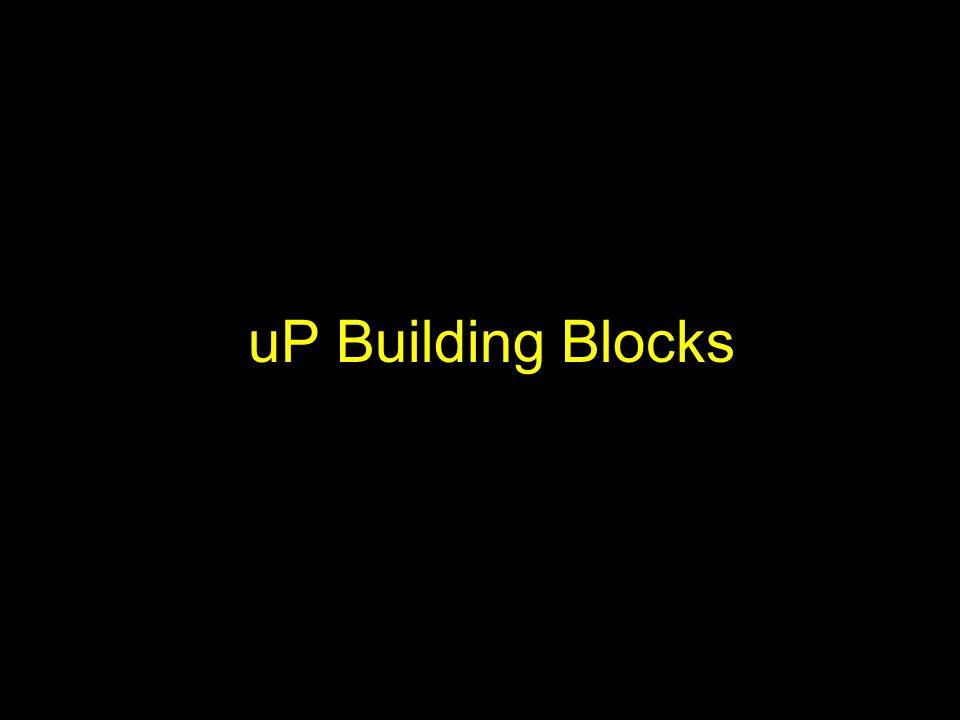 uP Building Blocks