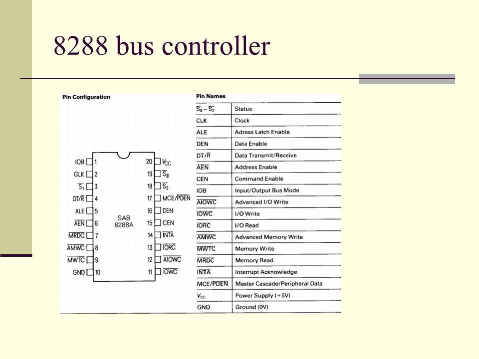 8288 bus controller