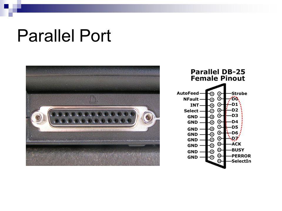Parallel Port