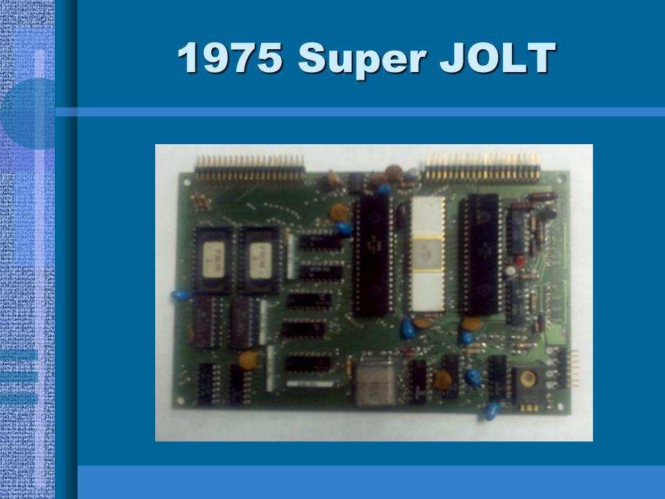 1975 Super JOLT