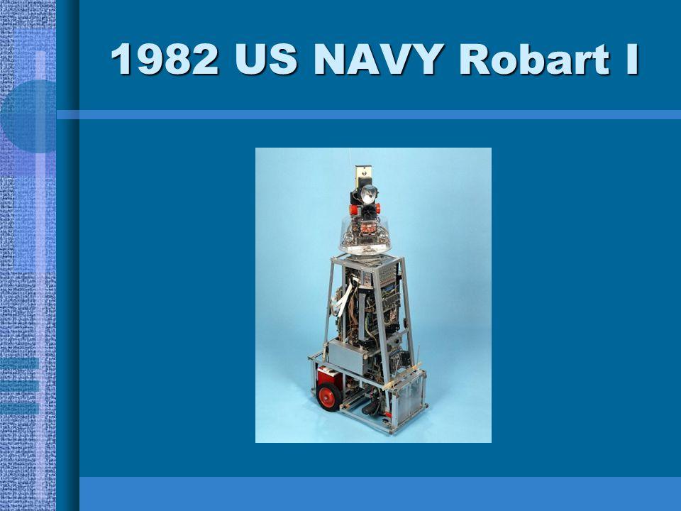 1982 US NAVY Robart I