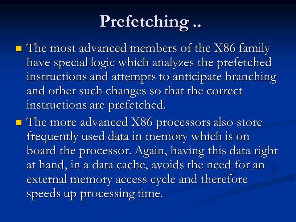 Prefetching..