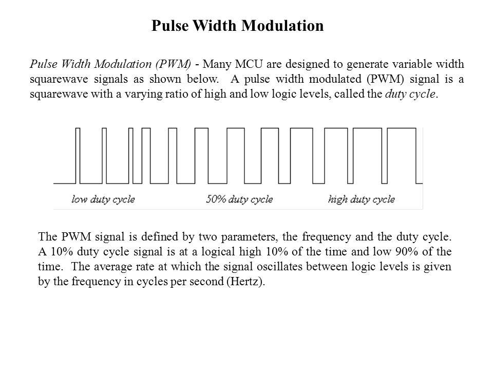 AVR A/D The AVR MCU includes 8 A/D input circuits.