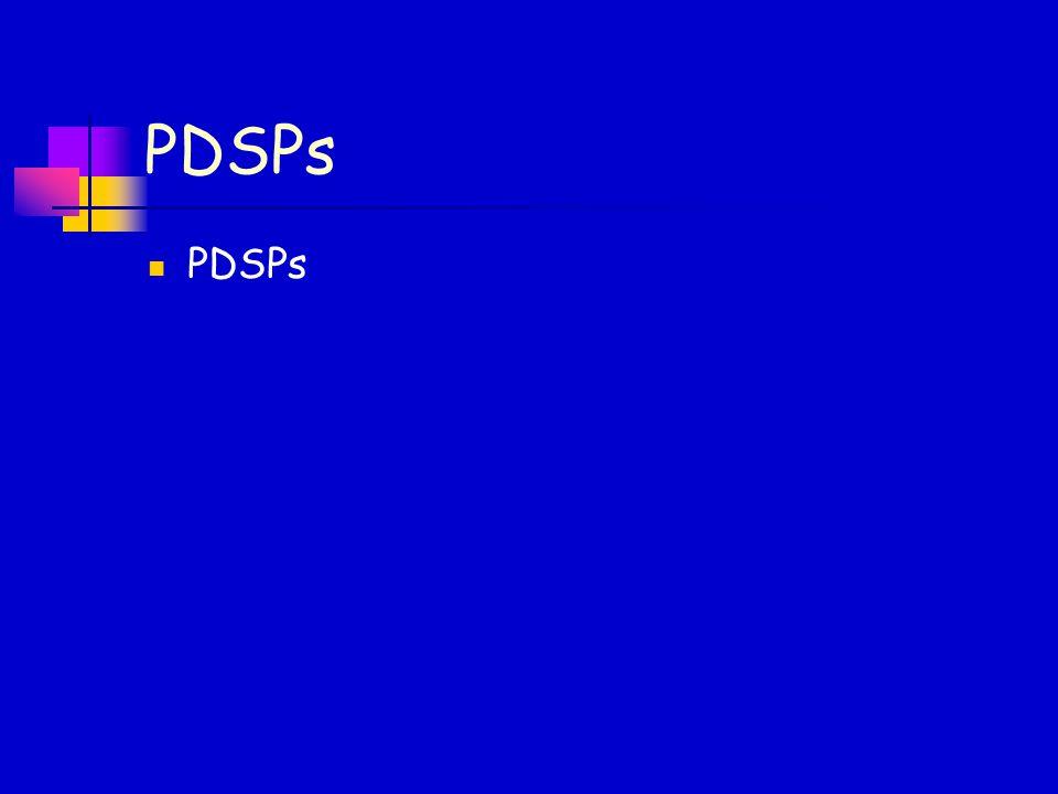 PDSPs
