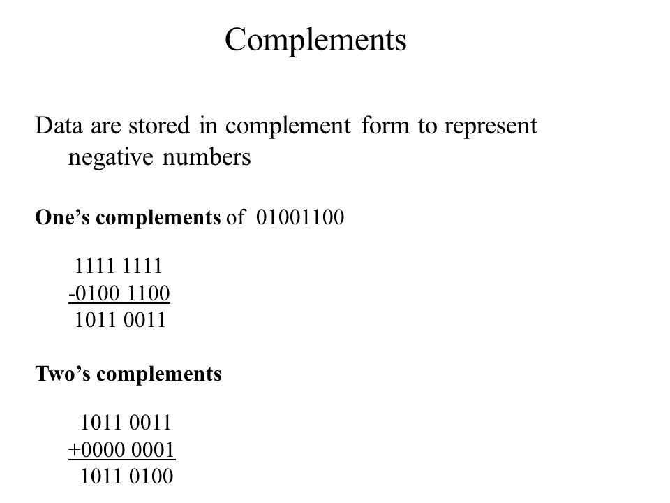 Segments Segment definition: The 80x86 CPU has four segment registers: CS, DS, SS, ES Segments of a program:.STACK; marks the beginning of the stack segment example:.STACK 64;reserves 64B of memory for the stack.DATA ; marks the beginning of the data segment example:.DATA1 DB52H ;DB directive allocates memory in byte-size chunks