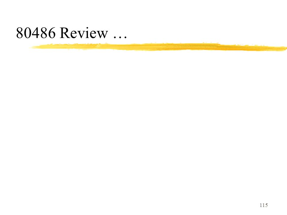 115 80486 Review …