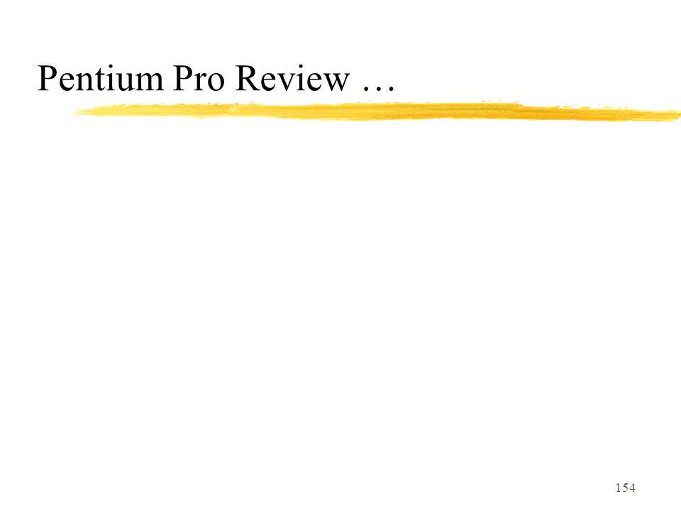 154 Pentium Pro Review …