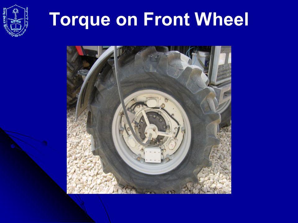 Torque on Front Wheel