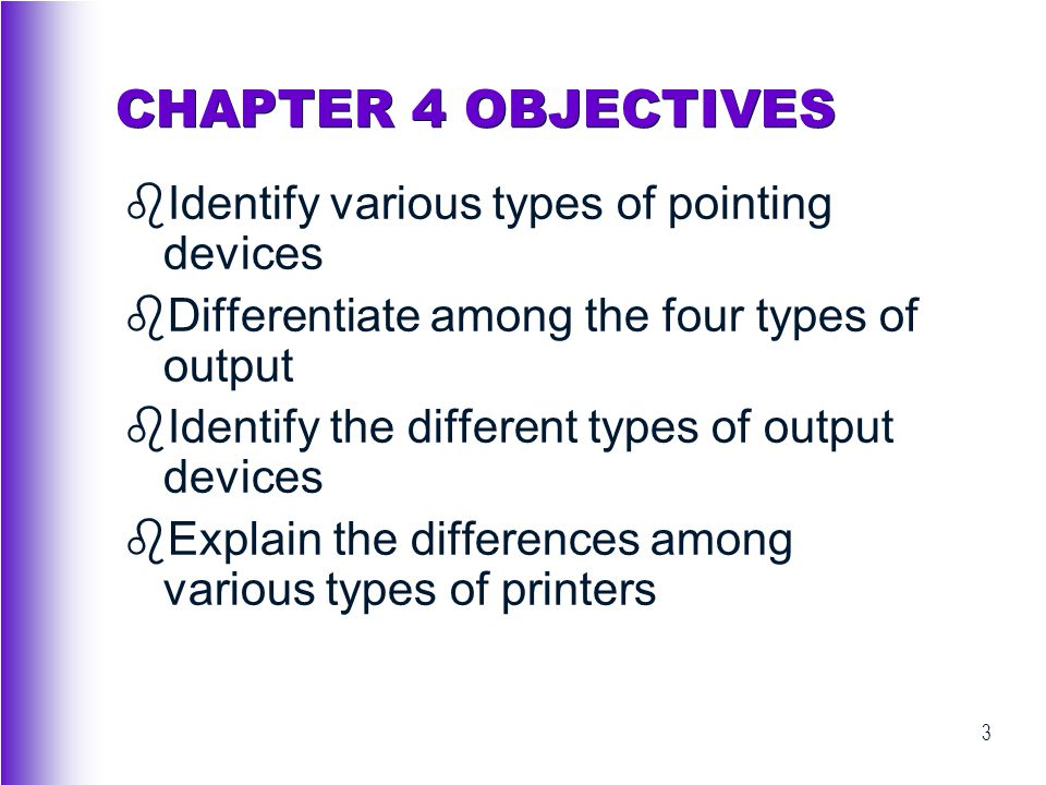64 WHAT ARE OUTPUT DEVICES.