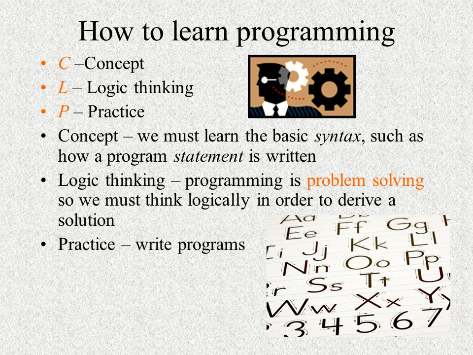 Assembly language programming Learning assembly language programming will help understanding the operations of the microprocessor To learn: –Need to k