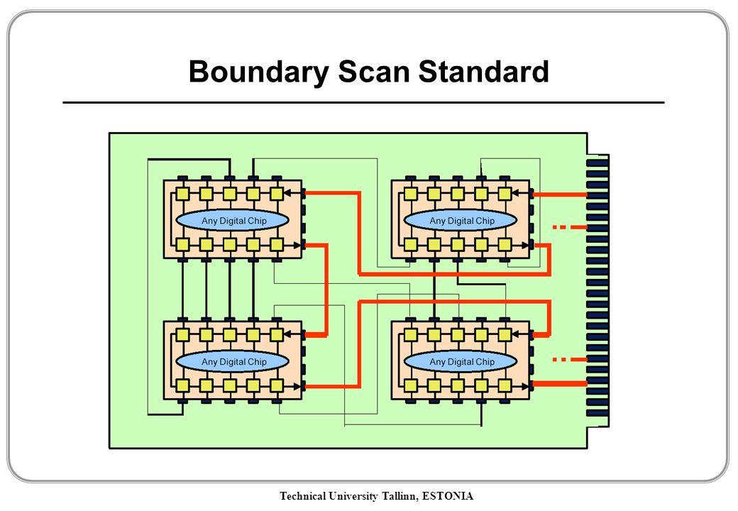 Technical University Tallinn, ESTONIA Boundary Scan Standard