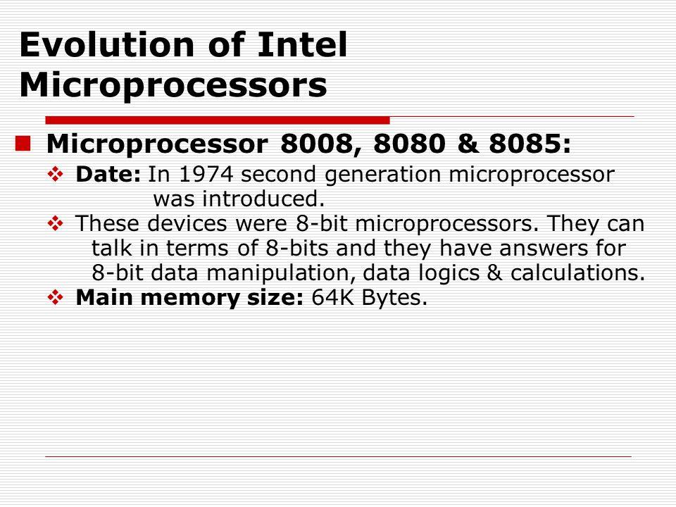 Segment Registers and Memory Segmentation  Code Segment: Stores Instructions i.e.