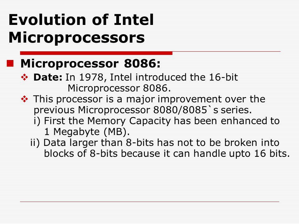Moore`s Law Perdiction