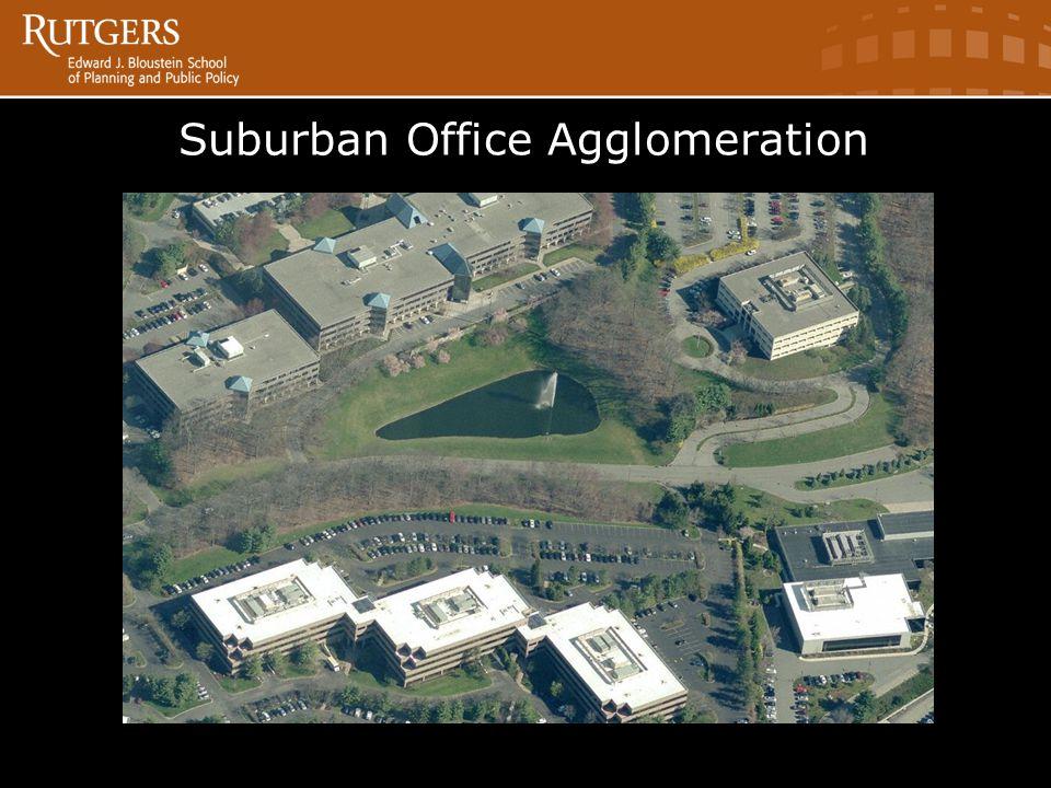 Suburban Office Agglomeration