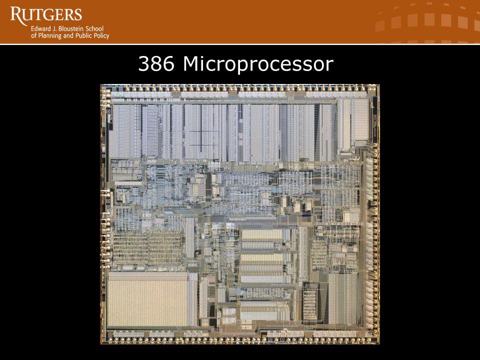 386 Microprocessor