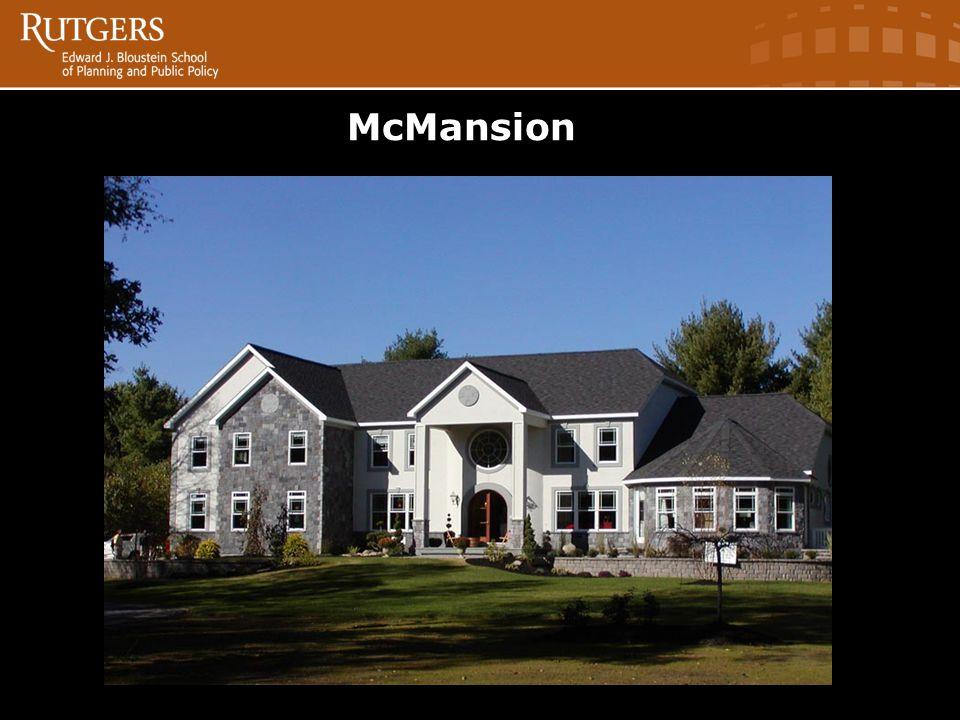 McMansion