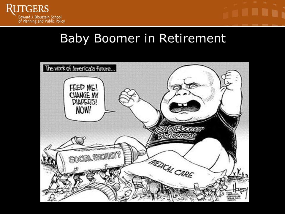 Baby Boomer in Retirementn Retirement