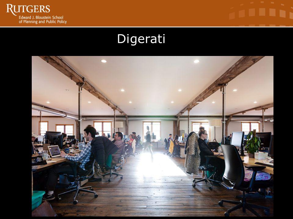 The Digerati
