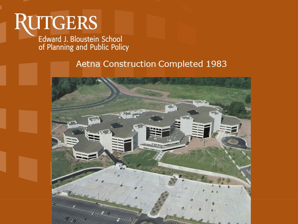 Aetna Construction Completed 1983