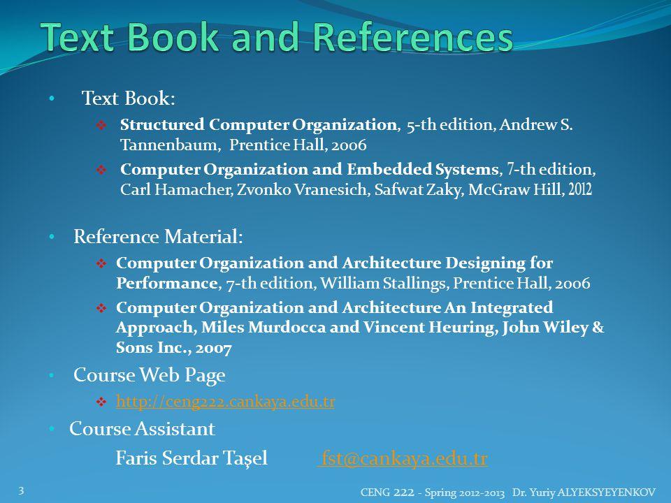 History of Computer Designing CENG 222 - Spring 2012-2013 Dr. Yuriy ALYEKSYEYENKOV 34