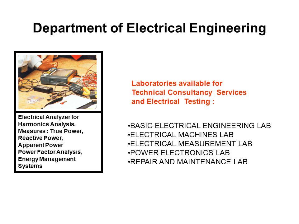 Department of Electronics & Telecommunication Activities and Projects undertaken : UPS and Inverter Maintenance (Offline) Transformer Winding Machine