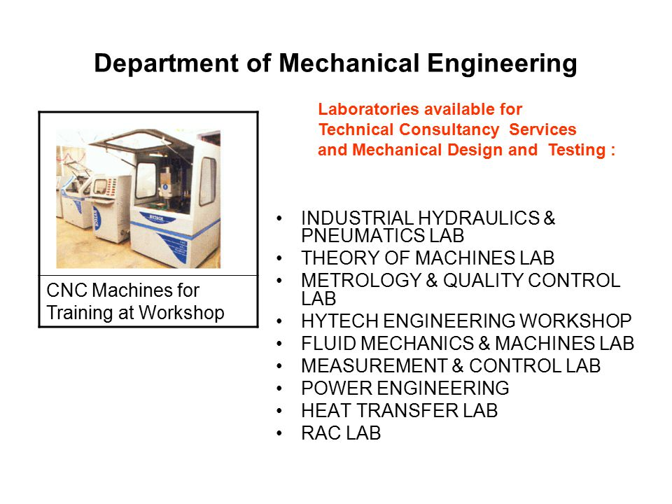 Department of Electrical Engineering Projects offered and Track Record : Electrical consultancy undertakes : Load Calculations of Lighting and Illumin
