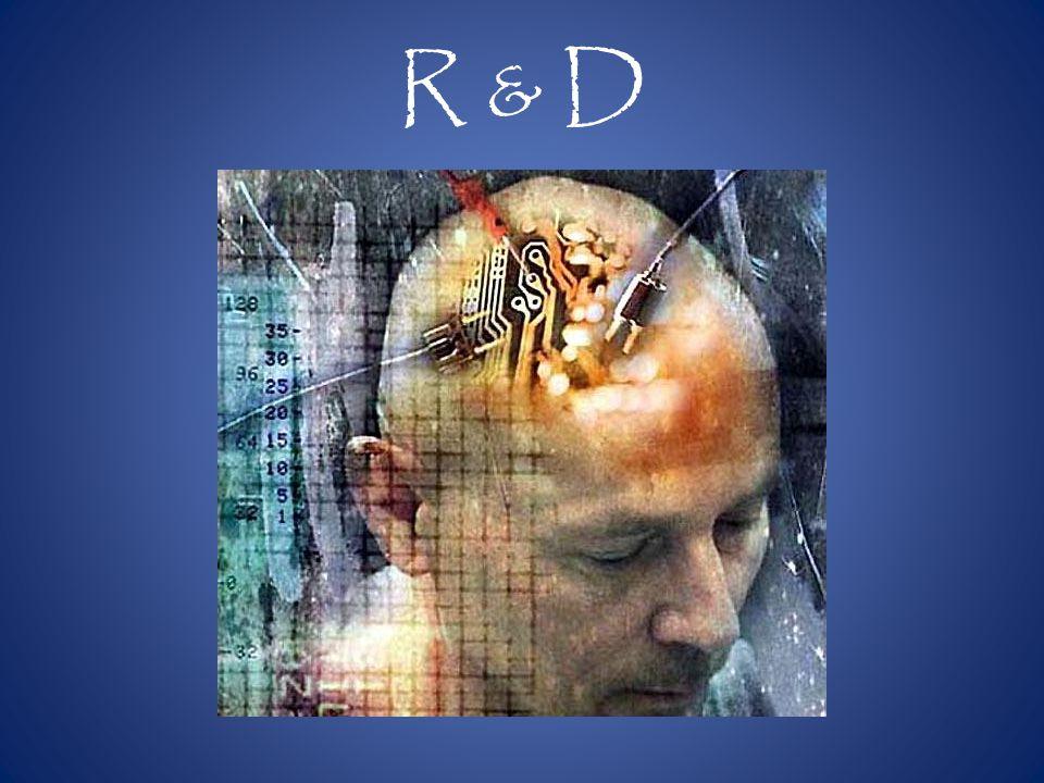 R & D