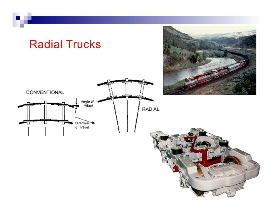 Radial Trucks