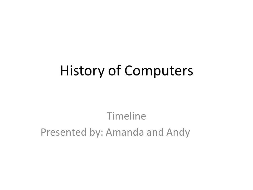 New Millennium 2000: Intel introduces Pentium 4 2000: USB ports, are introduced.