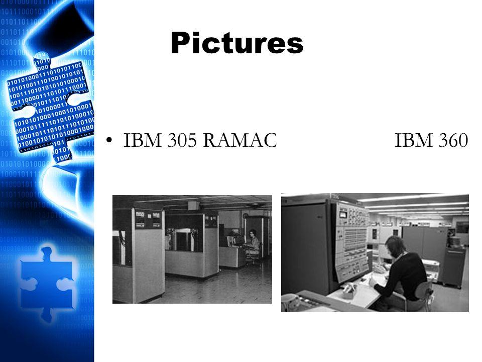 IBM 305 RAMACIBM 360