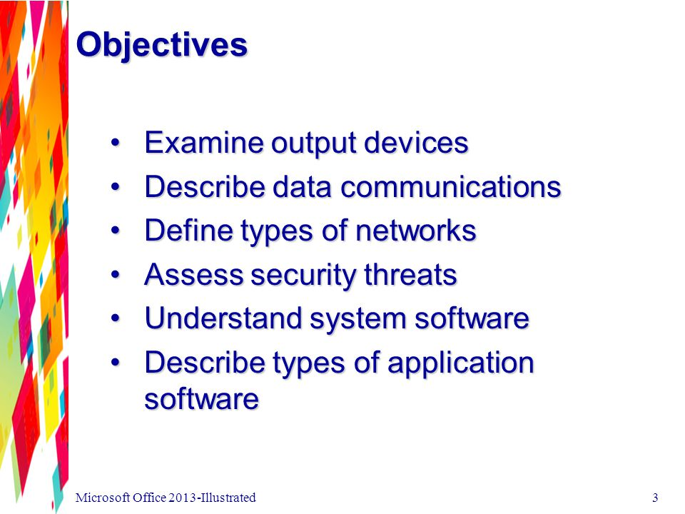 Describe Data Communications Data communications is the transmission of data from one computer to another or to a peripheral device.