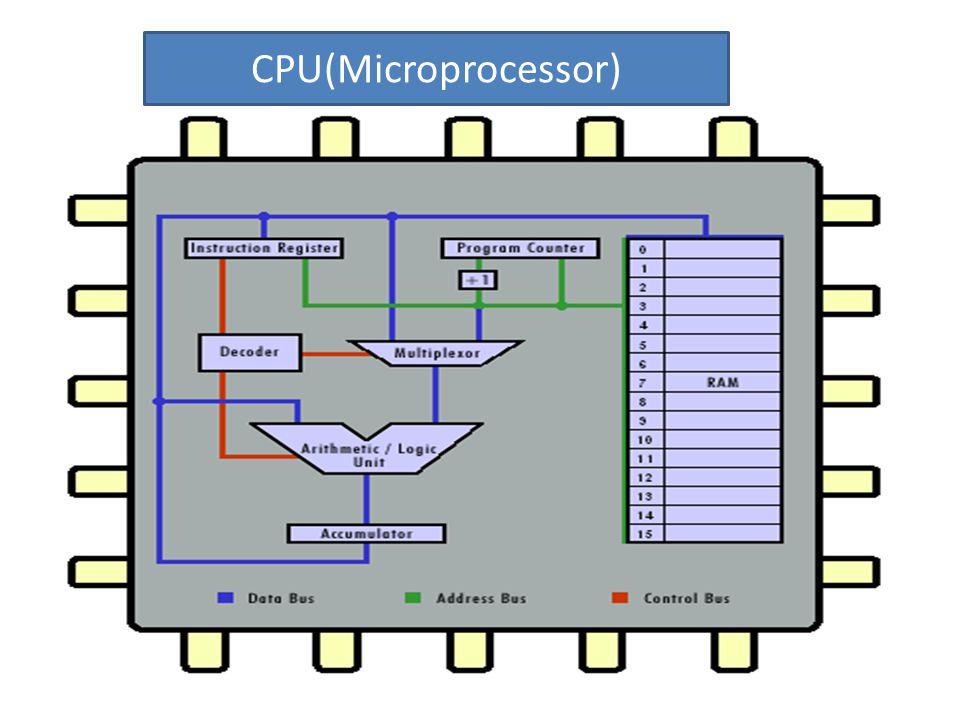 CPU(Microprocessor)
