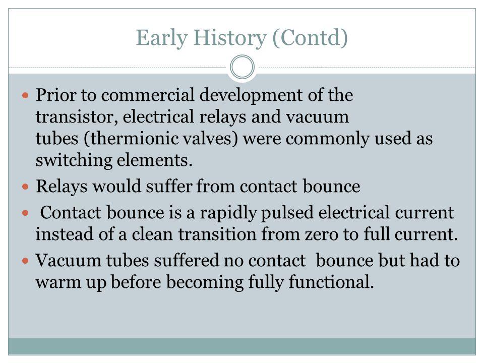Parts of CPU cont..