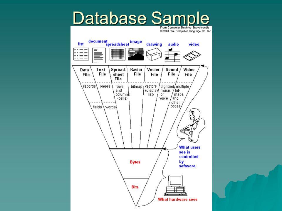 Database Sample