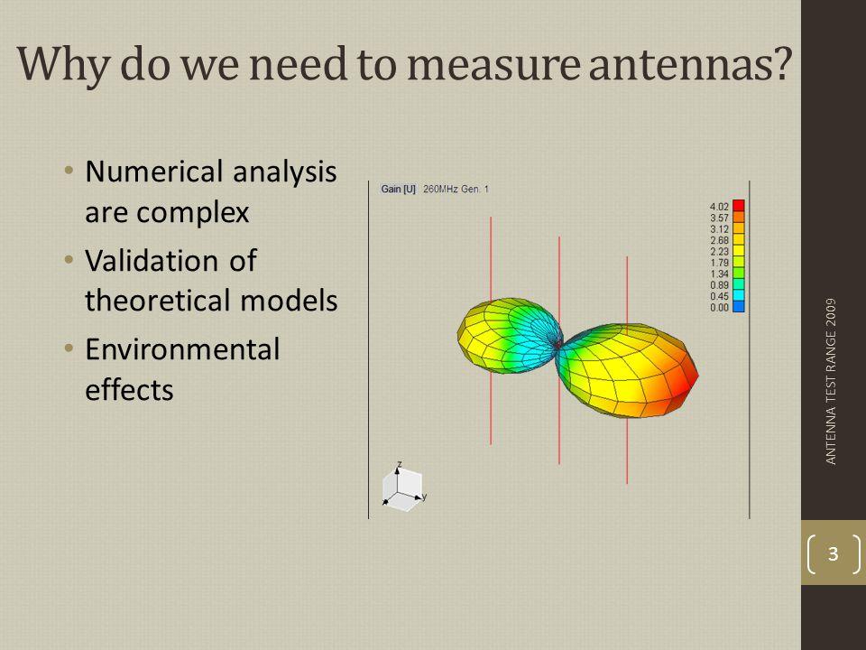 Antenna Test Software - Code ANTENNA TEST RANGE 2009 14 Program Flowchart Programming done with LabView 8.6