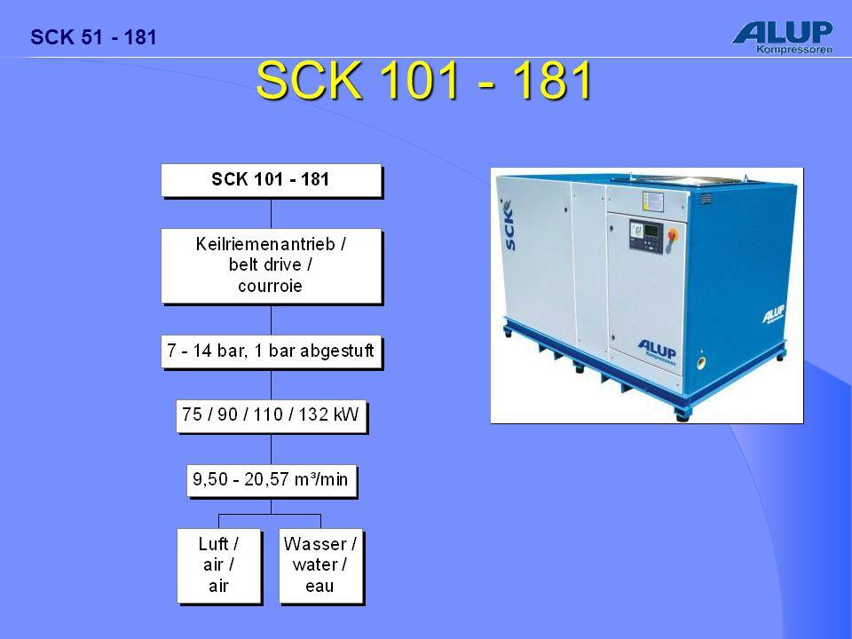 SCK 51 - 181 Master Slave Slaves AIR CONTROL 3 - Option: Base load selection-