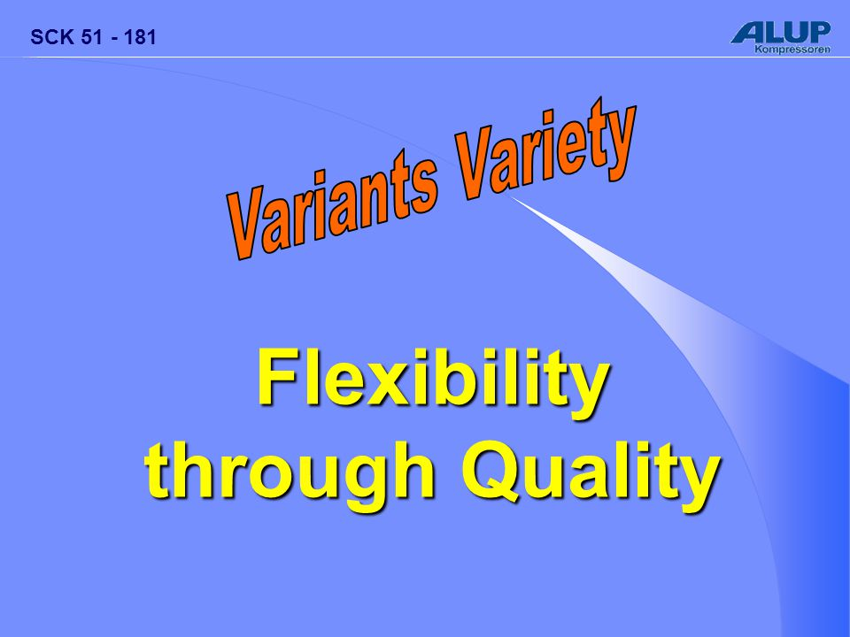SCK 51 - 181 Serviceability