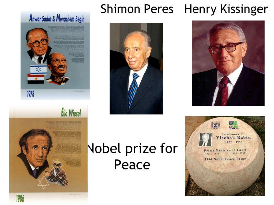 Literature (13 prize winners, 12% of world total, 27% of US total) Imre Kertész Isaac Bashevis Singer Saul Bellow