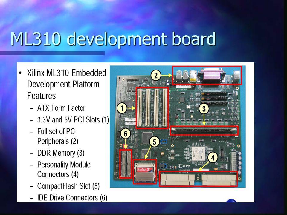 ML310 development board