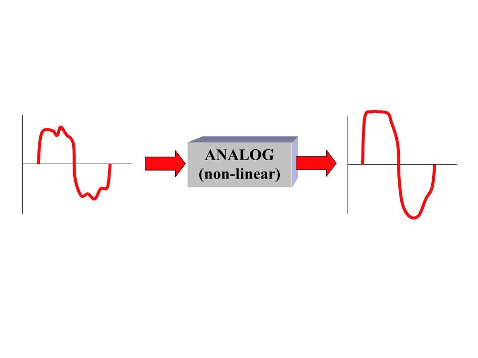 ANALOG (non-linear)