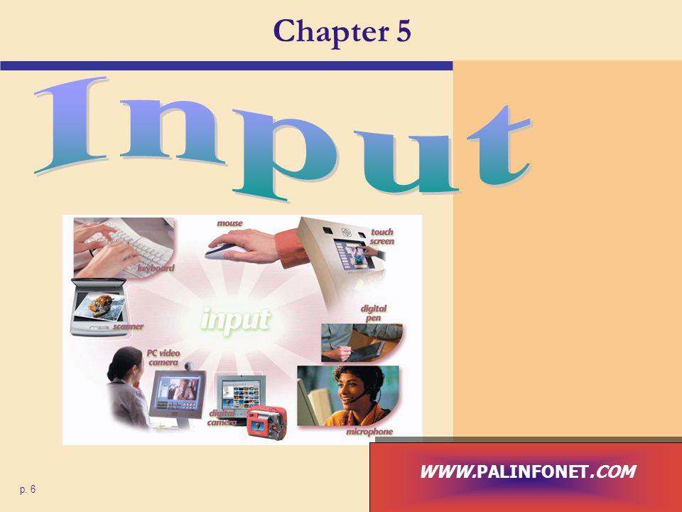 Chapter 5 p. 6 WWW.PALINFONET.COM