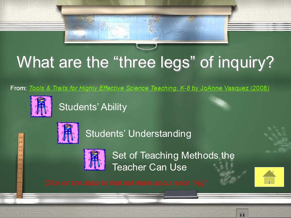 How can a Science Workshop facilitate inquiry teaching.