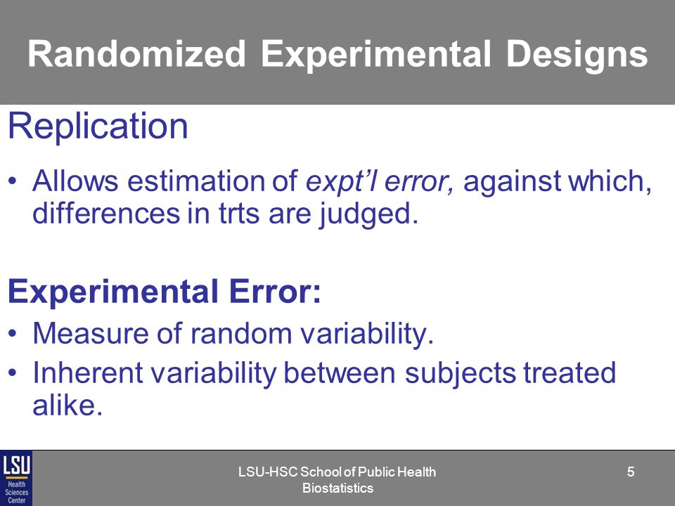 LSU-HSC School of Public Health Biostatistics 36 Steps in Hypothesis Testing General framework: Specify null & alternative hypotheses Specify test statistic and  -level State rejection rule (RR) Compute test statistic and compare to RR State conclusion
