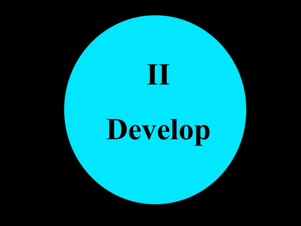 II Develop