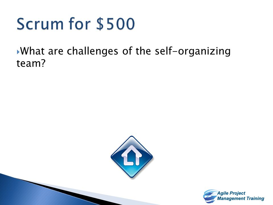31  Most often the biggest change  Full of Scrumbuts  Highlights and exacerbates existing problems