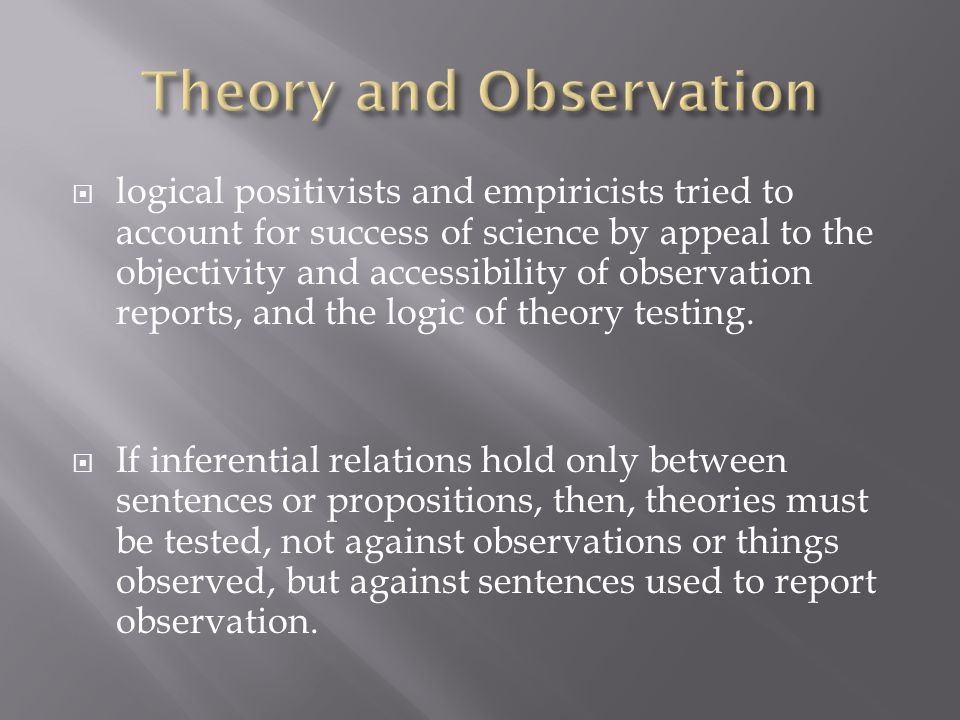  Goal: the elimination of Metaphysics  Method: Analysis of statements & definition.