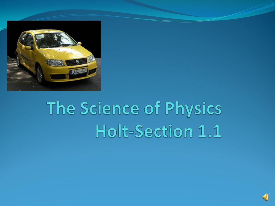 Areas of Physics Quantum mechanics-behavior of submicroscopic particle