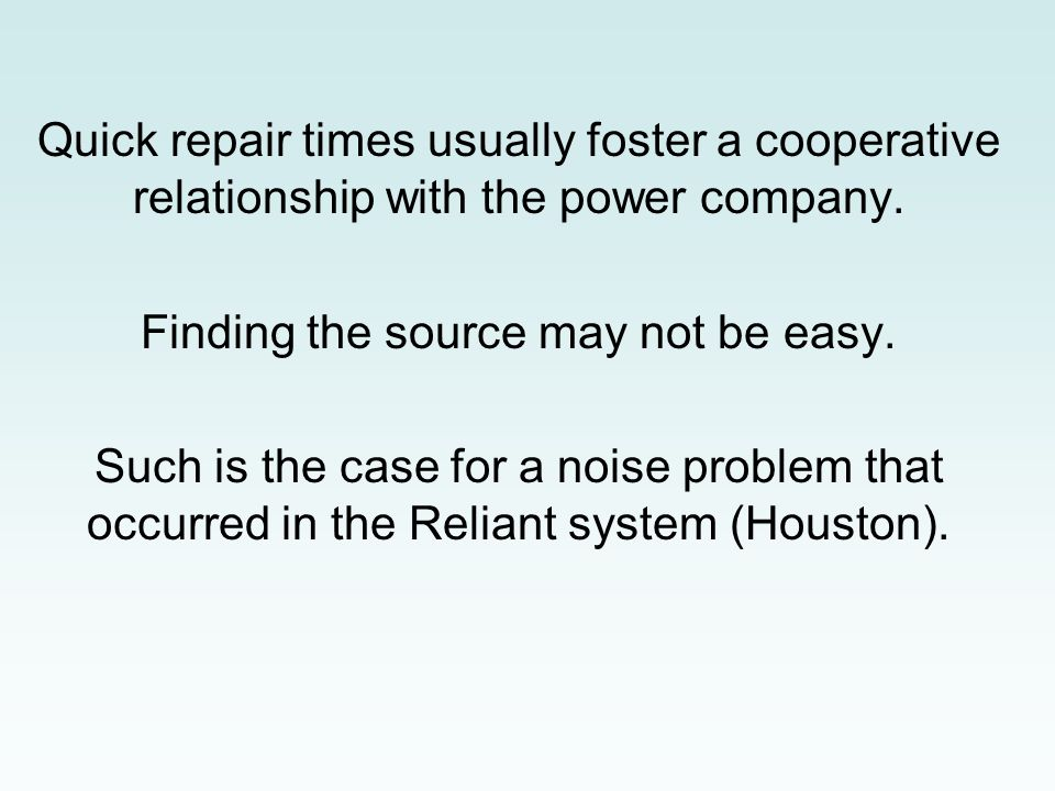 In my case, the component was a loose ground wire – the nut was loose.